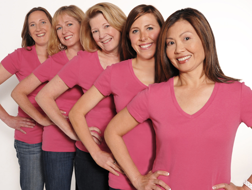 pink sisters support group