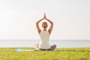 Restore with Yoga